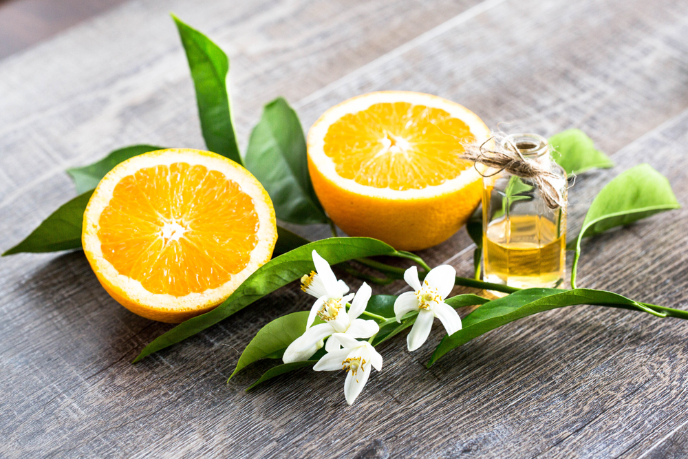 Orangenduft macht gute Laune. (Bild: Valeriya Zankovych - shutterstock)