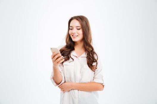 Beauty-Apps sind im Trend. (Bild: Dean Drobot - shutterstock.com)
